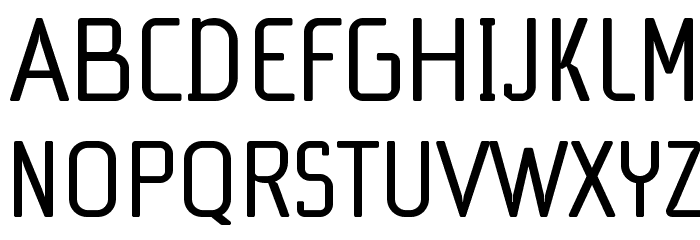 f3Secuenciaroundffp Font UPPERCASE
