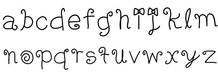 Fancy Fonts