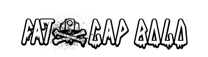 FAT&CAP Bold  baixar fontes gratis