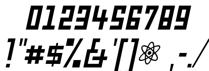 Fabian-Regular Font OTHER CHARS