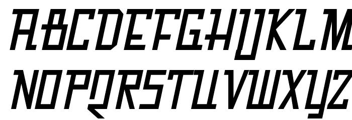 Fabian-Regular Font UPPERCASE
