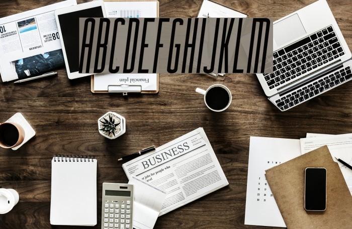 Facunda-Italic Font examples