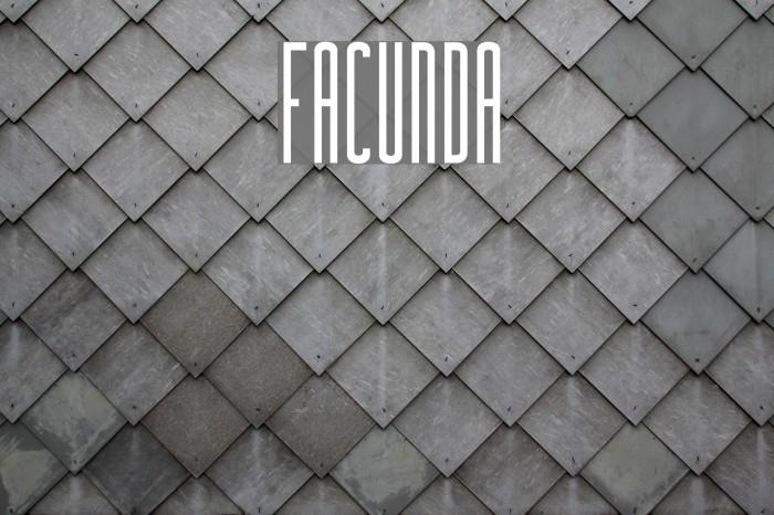 Facunda free font by nomo | dribbble | dribbble.