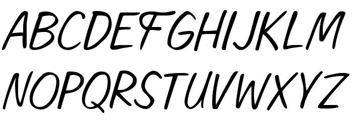 Fangtasia Schriftart Groß
