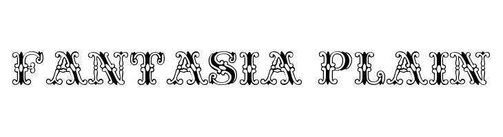 Fantasia Plain  Descarca Fonturi Gratis