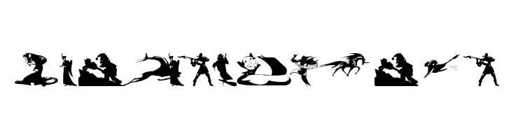 FantasyBeings  नि: शुल्क फ़ॉन्ट्स डाउनलोड