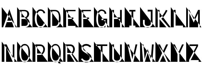 Fantomet 2 Font LOWERCASE