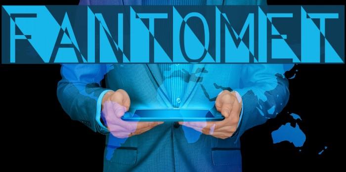 Fantomet Font examples