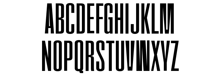 FatCow Font UPPERCASE