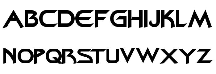 FederationDS9Title Fonte MAIÚSCULAS