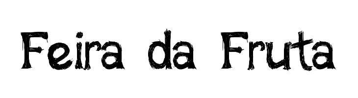 Feira da Fruta  Скачать бесплатные шрифты