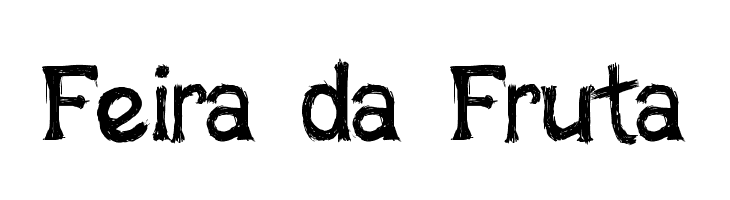 Feira da Fruta  Free Fonts Download