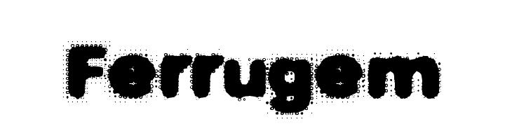 Ferrugem  नि: शुल्क फ़ॉन्ट्स डाउनलोड