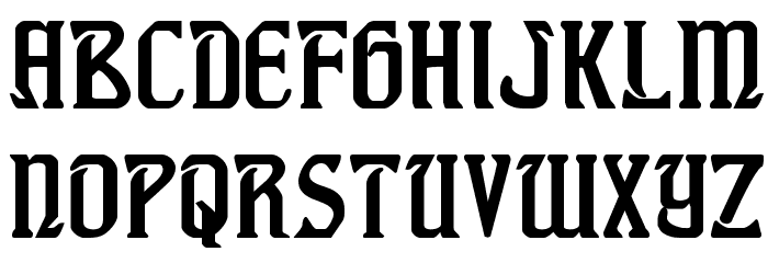 Fiddler's Cove Regular Font LOWERCASE