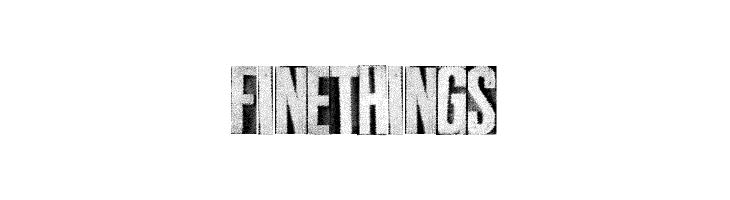 FineThings  baixar fontes gratis