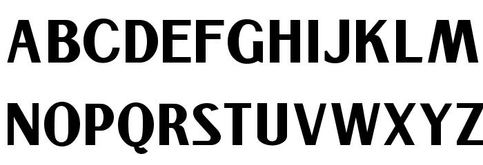 Fisher-Price Gothic Font Litere mari