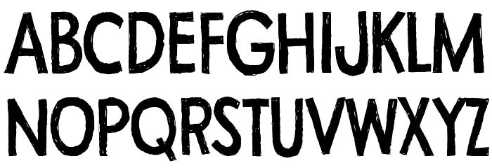 Flea Market Finds Font UPPERCASE