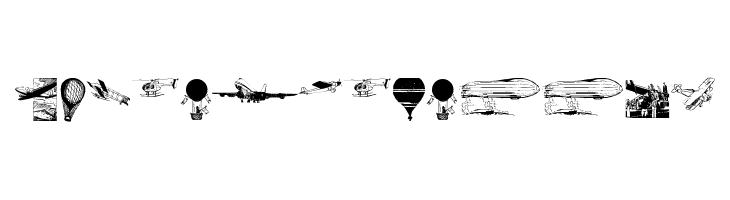FlyingPioneers  les polices de caractères gratuit télécharger