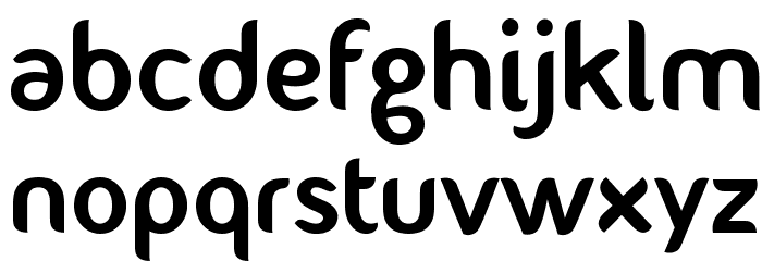 Fontastique Fontastique Font LOWERCASE