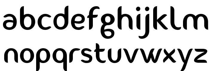 Fontastique Шрифта строчной