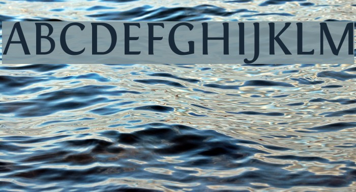 Fontin Regular Font examples