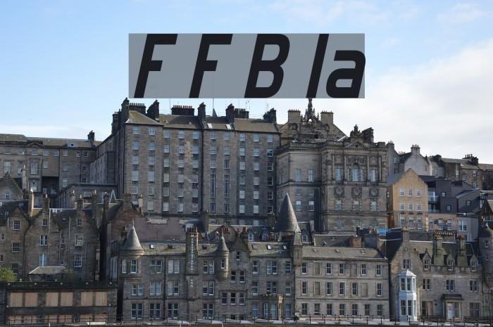Forgotten Futurist Bold Italic Fonte examples