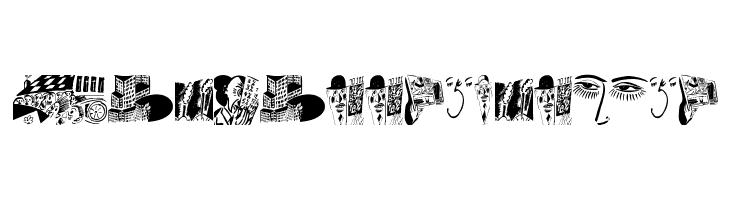 ForgottenArtOne  नि: शुल्क फ़ॉन्ट्स डाउनलोड