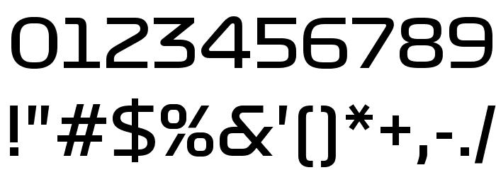 Formula1 Display Regular Шрифта ДРУГИЕ символов