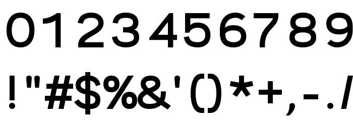 Fortheenas_01 Bold Шрифта ДРУГИЕ символов