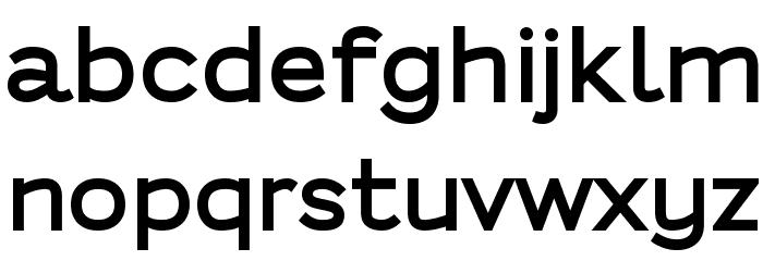 Fortheenas_01 Bold Шрифта строчной