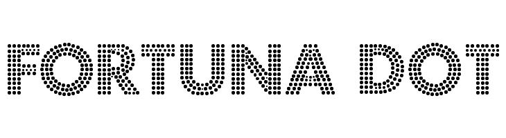 Fortuna Dot  Free Fonts Download
