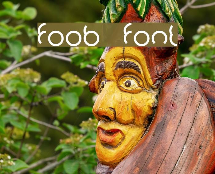 foob Fonte examples