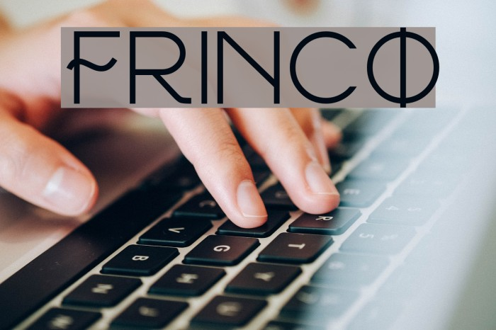 FRINCO Fuentes examples
