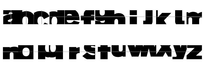 FragmentuM Caratteri MAIUSCOLE