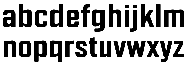 Fragua Bold Polices MINUSCULES