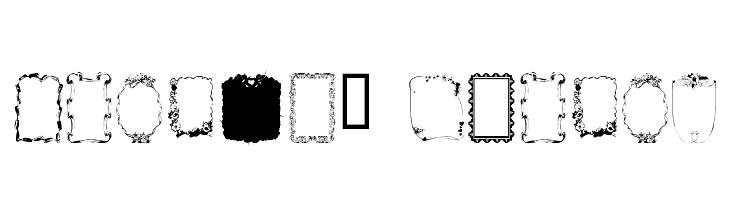 Frames1 Normal  Free Fonts Download
