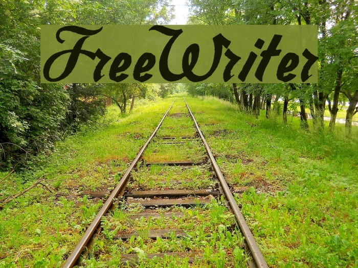 FreeWriter Шрифта examples