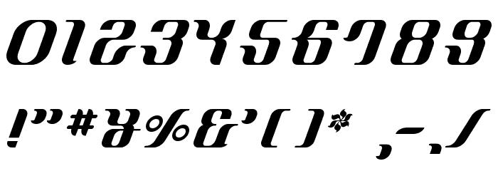 FrenchCurve ALP Шрифта ДРУГИЕ символов