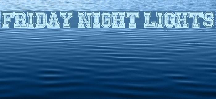Friday Night Lights Fonte examples