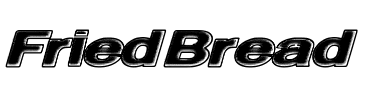 FriedBread  baixar fontes gratis