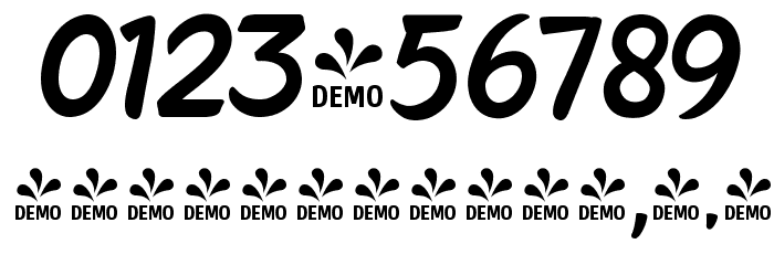 FSP DEMO - Faito Regular Font OTHER CHARS