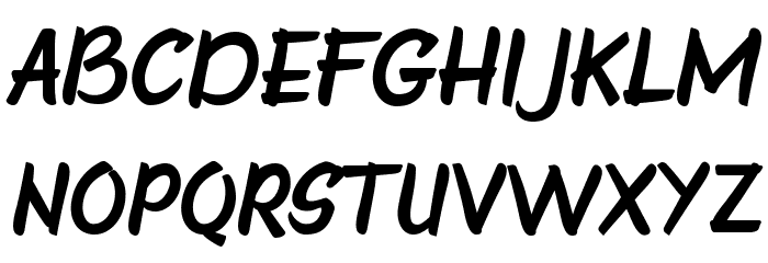FSP DEMO - Faito Regular Font UPPERCASE