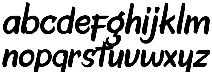 FSP DEMO - Faito Regular Font LOWERCASE