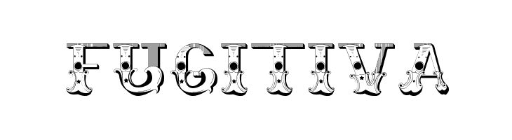 Fugitiva  नि: शुल्क फ़ॉन्ट्स डाउनलोड