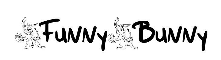 Funny Bunny फ़ॉन्ट