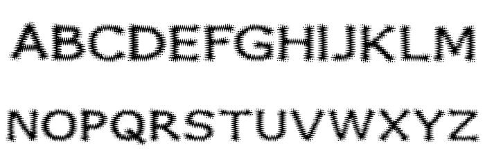 Gia Bold font