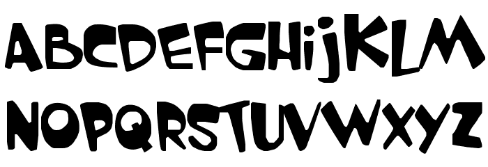 Garfield The Cat Font Download For Free Ffonts Net