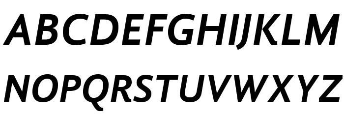 GandhiSans-BoldItalic لخطوط تنزيل الأحرف الكبيرة