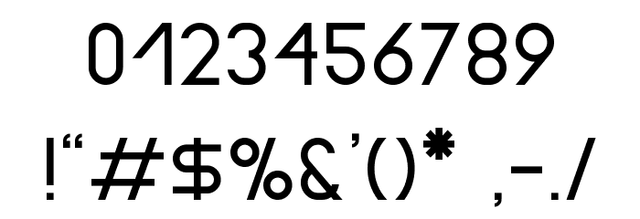 Gasalt Black Шрифта ДРУГИЕ символов