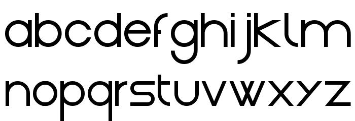 Gasalt Black Шрифта строчной